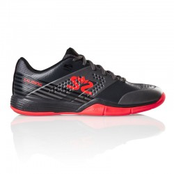 Salming Viper 5 Shoe Men Gunmetal/ Red