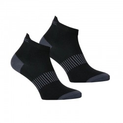 Performance Ankle Sock 2-Pack (Black)
