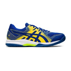 Asics Gel-Rocket 9 (Blue/Yellow/White)