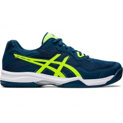 GEL-PADEL PRO 4 (ASICS BLUE/VIBRANT YELLOW)