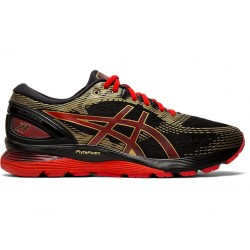 GEL-NIMBUS 21(BLACK/CLASSIC RED)