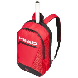 Core Backpack (Red/Black)