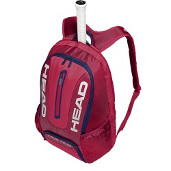 Tour Team Backpack (Raspberry/Navy)
