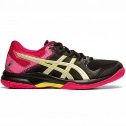 GEL ROCKET 9 WOMEN (BLACK/SILVER)