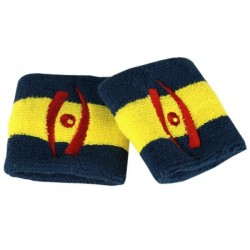 Muñequera Harrow (Blue Navy/Yellow)
