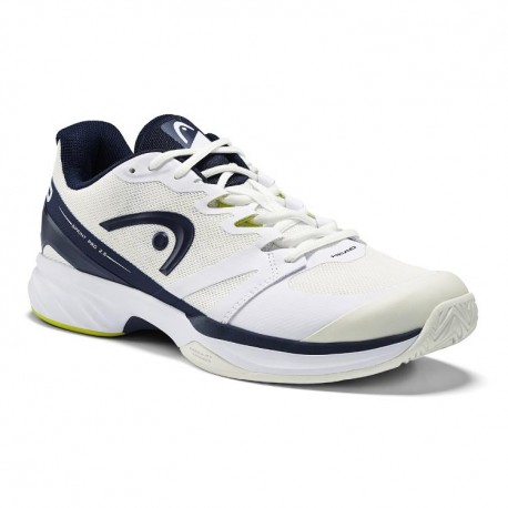 Sprint Pro 2.5 (White/Navy Blue)