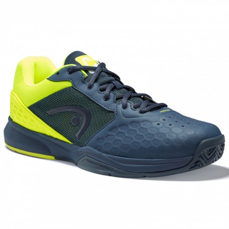 Revolt Team 3.0 (Navy Blue/Yellow)