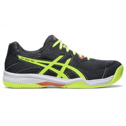 Gel Padel Pro 4 (Carrier Grey/Safety Yellow)