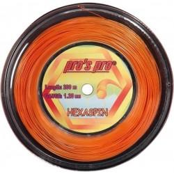 Rollo de cuerda Pros' Pro Hexaspin (Orange)