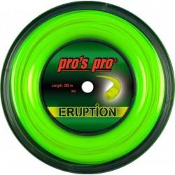 Rollo de cuerda Pros' Pro Eruption Neon Grün
