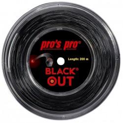 Rollo de cuerda Pros' Pro Blackout