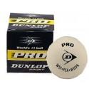 Dunlop Blanca un punto amarillo