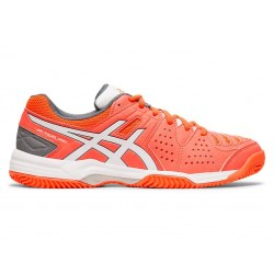 Gel Padel Pro 3SG (Flash Coral/White)
