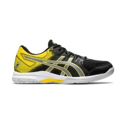 Gel Rocket 9 (Black/Vibrant Yellow)
