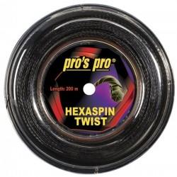 Rollo de cuerda Pros' Pro Hexaspin Twist