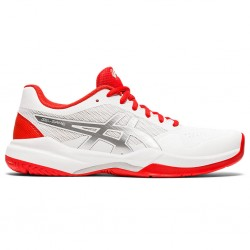 Asics Gel Game 7 (White/Fiery Red)