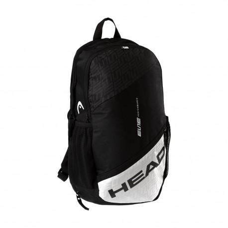 Elite Backpack (White/Black)