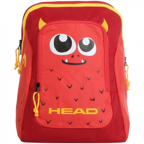 Kids Backpack (Red/Yellow)