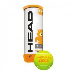 3B Head T.I.P Orange