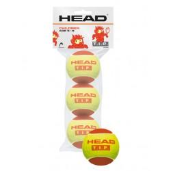 3B Head T.I.P Red
