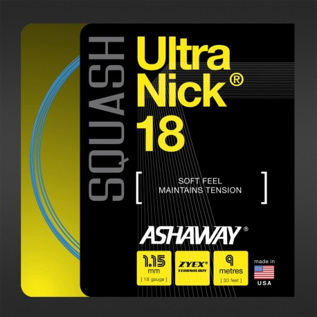 Cuerda Ashaway Ultranick 18 (Azul)