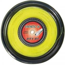 Rollo de cuerda Pros' Pro Synthetic 130 (Amarillo)