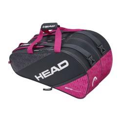 Elite Padel Supercombi (Anthracite/Pink)