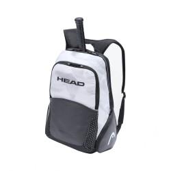 Djokovic Backpack (White/Black)