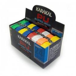 Caja de grips Karakal PU Super (24 piezas)