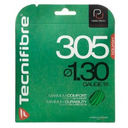 Set de cuerda/ squash TECNIFIBRE 305,1.30 Gauge 16