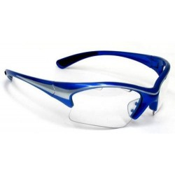 Lentes Stilleto Black Knight (Azul)