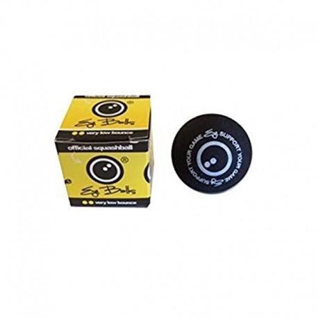 Pelota Eye Rackets Dos Puntos Amarillos