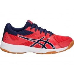 ASICS UPCOURT 3 GS (RED ALERT/INDIGO BLUE)