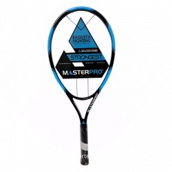 Raqueta MasterPro Strongest Black/Blue