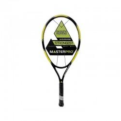 Raqueta MasterPro Strongest Black/Green