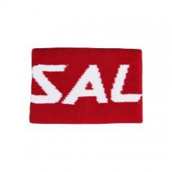Salming Muñequera Mediana Red