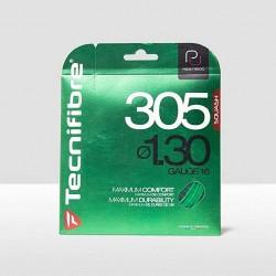 Set Cuerda Tecnifibre 305 + Color Verde (Squash)