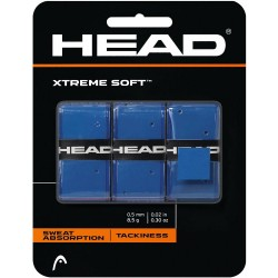 Overgrip HEAD Xtreme Soft (paq. 3)