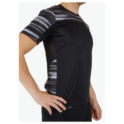 Playera Salming Motion Tee - Black
