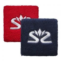 Muñequera Salming Wristband Red/Blue