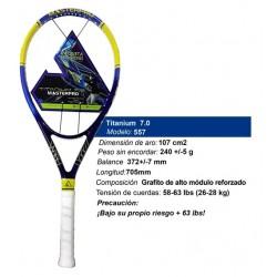 MasterPro Titanium 110 Azul 7.0