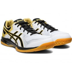 GEL ROCKET 9 MEN (WHITE/BLACK)