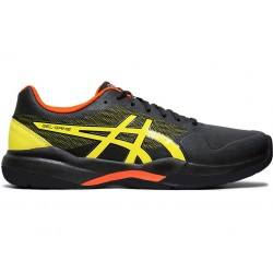 Asics Gel game 7 Black/Sour Yuzu