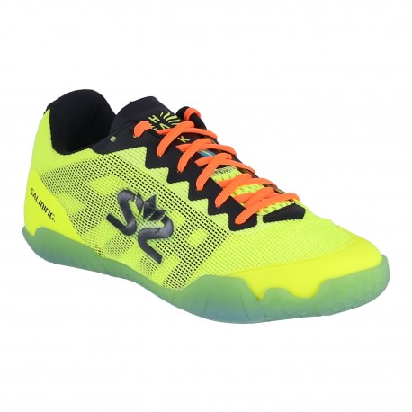 Salming Hawk Shoe Men Safety Yellow/ Black