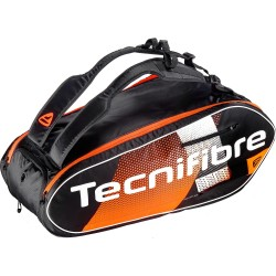Tecnifibre Air Endurance 9R (Black/Orange)