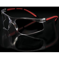 Lentes Edge Black Knight (Rojo)