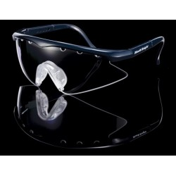 Lentes Turbo Petit Black Knight (Azul)