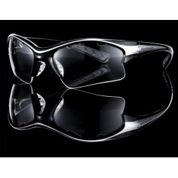 Lentes Stilleto Black Knight (Negro)