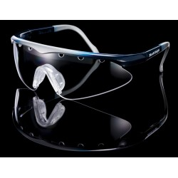 Lentes Turbo Black Knight (Azul/Plata)